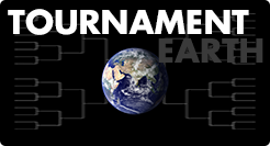 Earth from Its Best Side: Tons of Tournament Fun