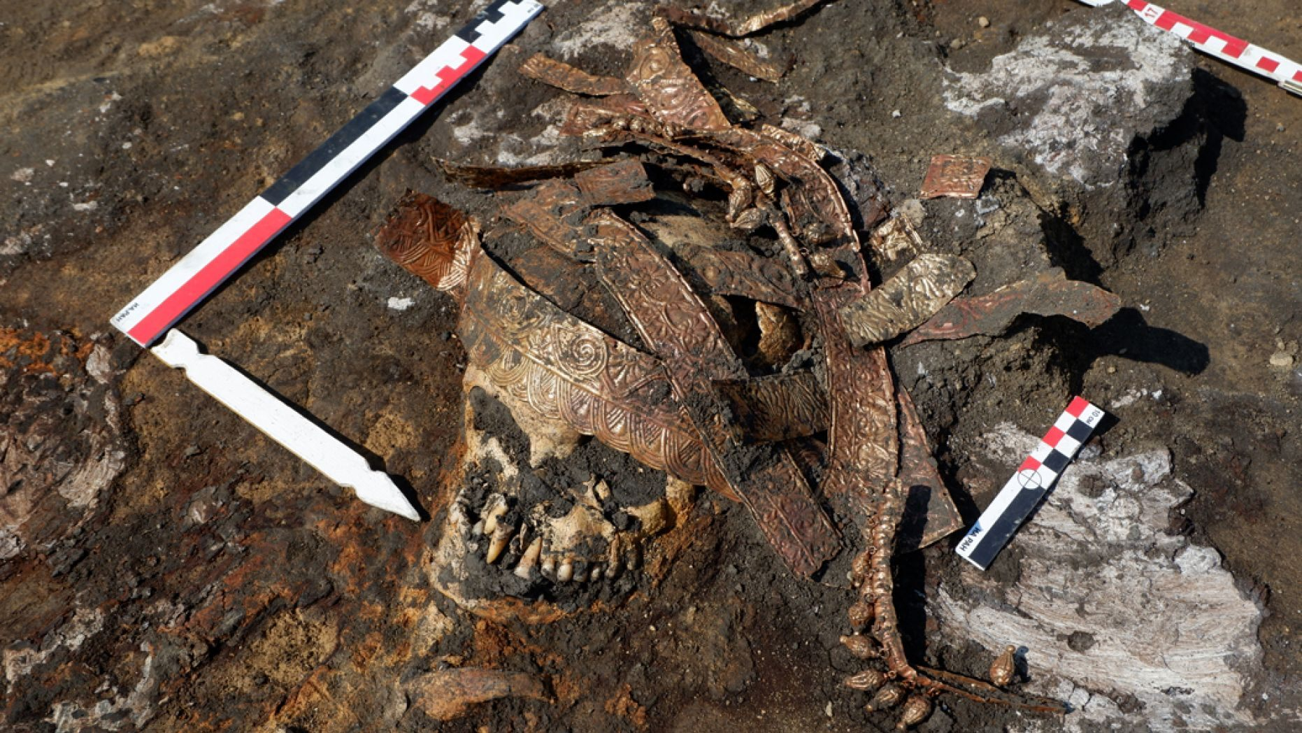 Mass Amazonian Warrior Grave Discovered In Russia
