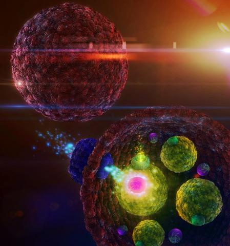 Artificial Cells Sense And Respond To Their Environment
