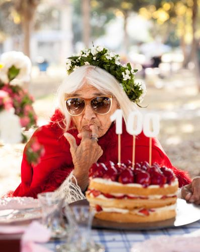 Aging: Once You Reach 105, Your Chances Of Living To 110 Are Pretty Good