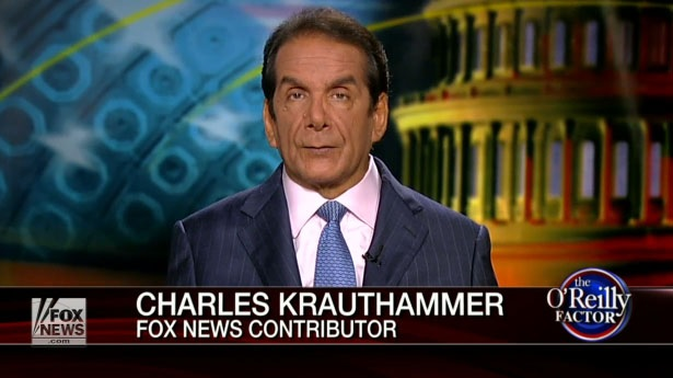 "The Social Psychology of Policy Wonks Like Charles ""Often-Wrong"" Krauthammer"