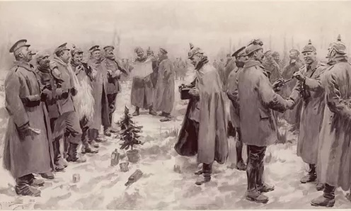 Silent Night: The Story Of The Carol That Led To The Christmas Truce Of 1914