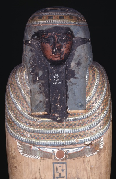 What Is That 'Black Goo' Coming From Ancient Egyptian Coffins?