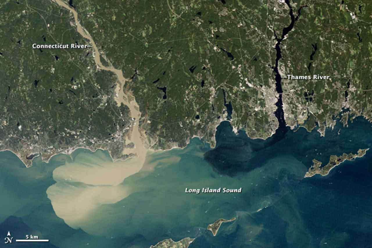 Rivers Are More Important To Coastal Sea Level Than Previously Believed