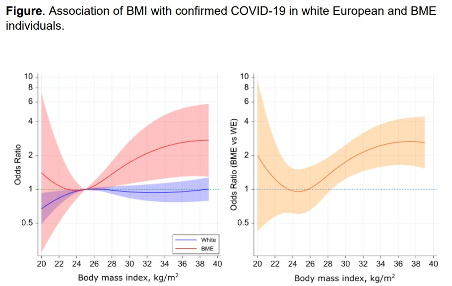 Obesity Is A Co-Morbidity In Everything, Including COVID-19