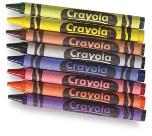 Color Them Stupid: Environmental Working Group Goes After Crayons