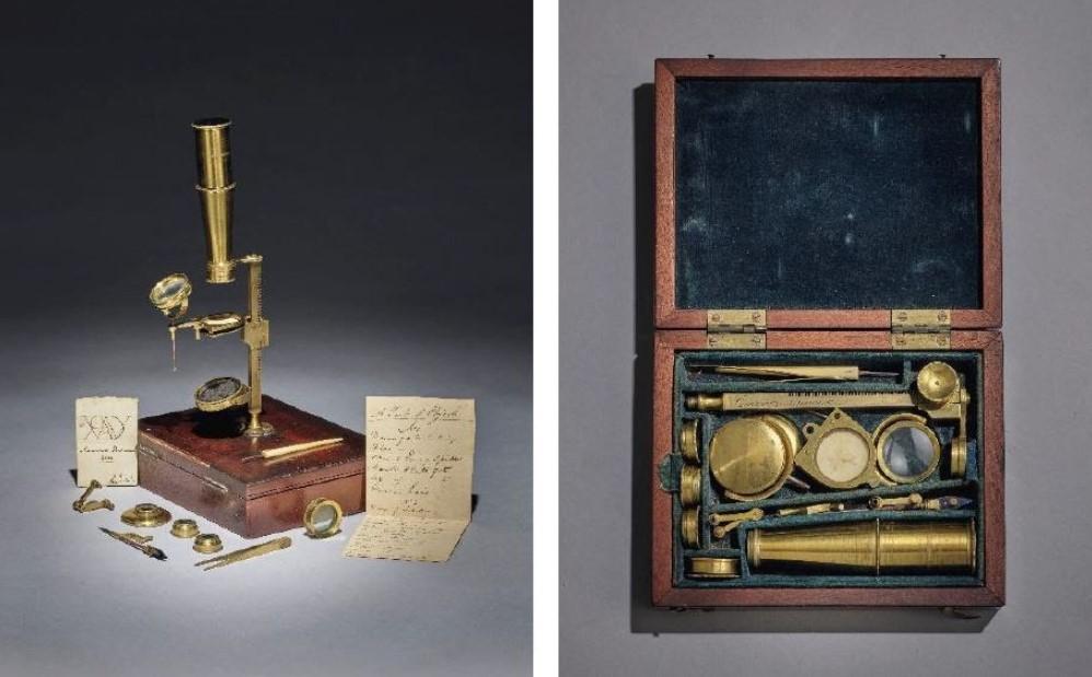 You Can Soon Own Darwin's Microscope