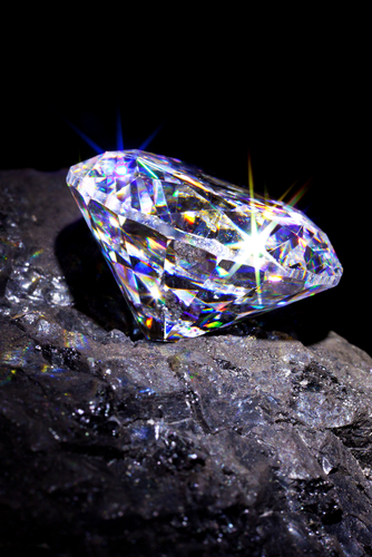 Why Diamonds Are More Of A Scientific Miracle Than You