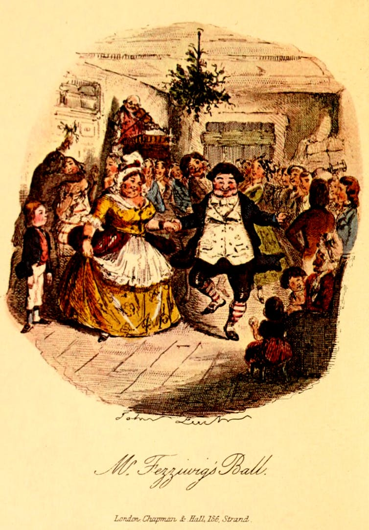 Dickens Created Victorian Christmas, And That Imagery Shapes Christmas Now
