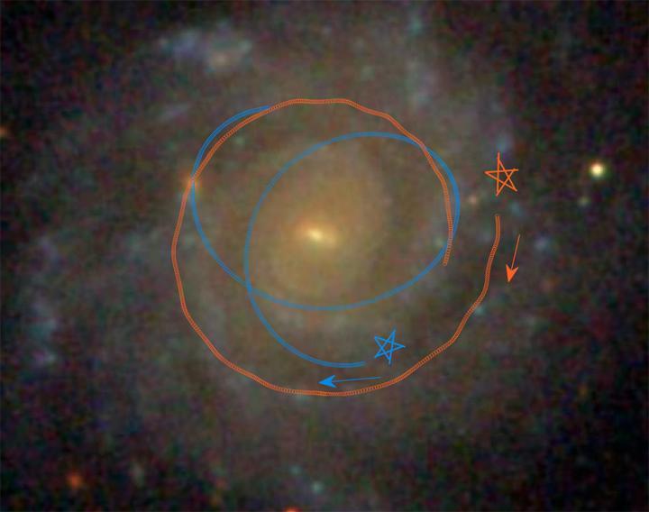 Why Disk Galaxies Look Smooth