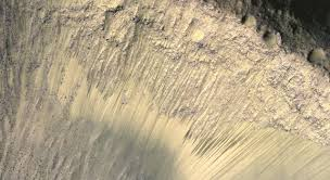 Mars: and the Adage Where There is Water There Is Life.