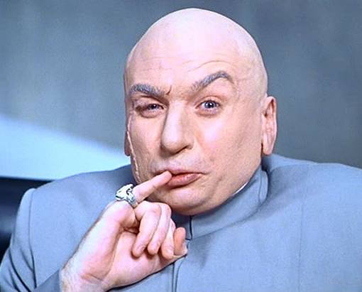 A Real Dr. Evil