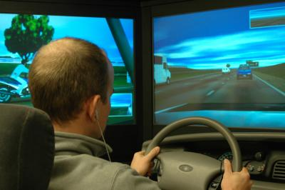Is Driving And Talking Too Much?