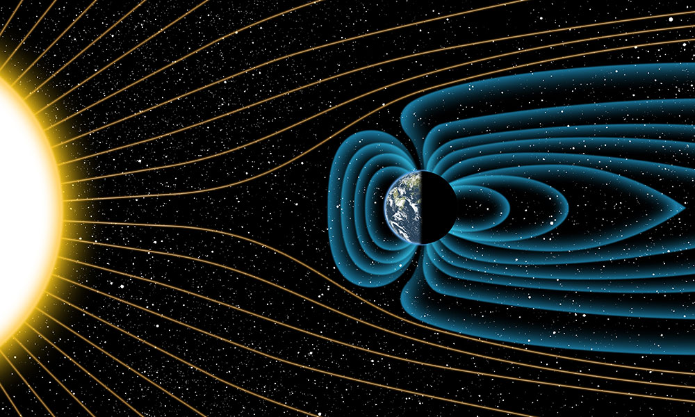 Earth's Magnetic Field May Be 4 Billion Years Old