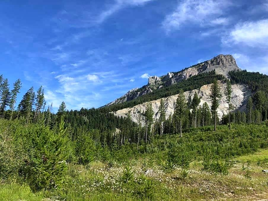 East Kootenay Geology