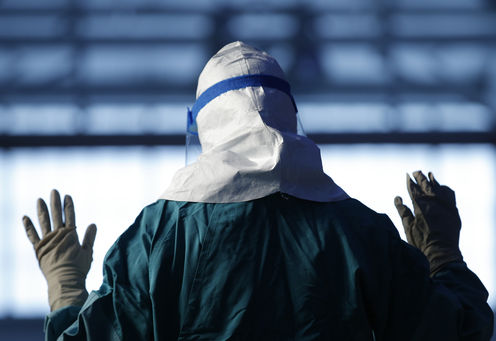 When It Comes To Ebola, How Much Risk Is Too Much?