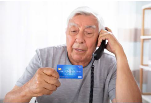 Holidays Are Prime Time For Elder Abuse And Scams. Here's How To Prevent It