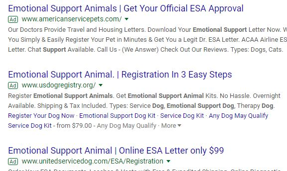 Emotional Support Animals - The Ethical Challenge In Signing Off On