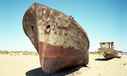 Humans Drained The Aral Sea Once Before – But There Are No Free Refills This Time Round