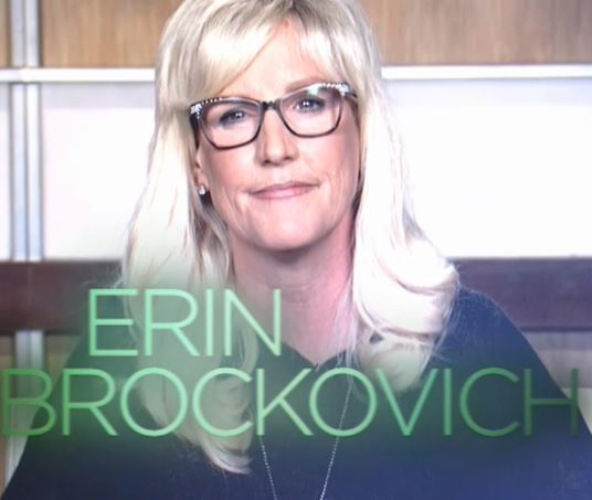 The Guardian Lets Legal Clerk Erin Brockovich Trump Biology, Toxicology, And Chemistry