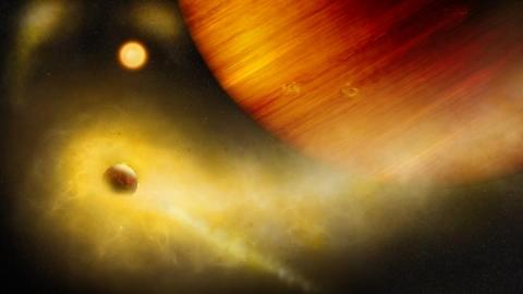 The Most Volcanically Active Body In Our Solar System Is Not Earth, It's Jupiter's Moon Io. But Elsewhere...