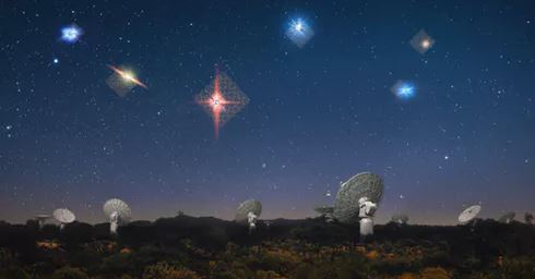 Fast Radio Bursts: Solving One Of The Universe's Mysteries