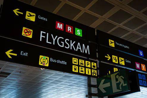 Flight Shaming Gets Media Attention But It Isn't Reducing Flying