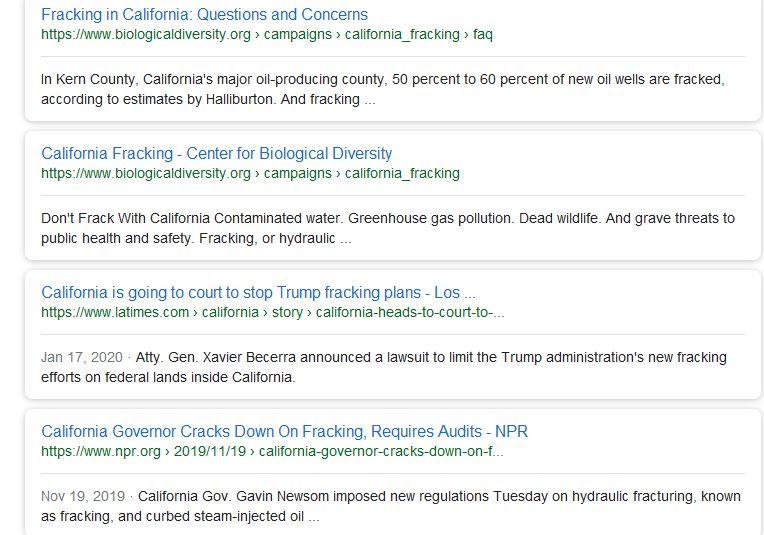 Trump Did Not Start Fracking On Public Lands, Obama Did