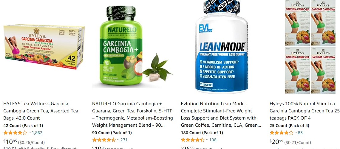 Garcinia Cambogia And Green Tea Linked To Liver Injury