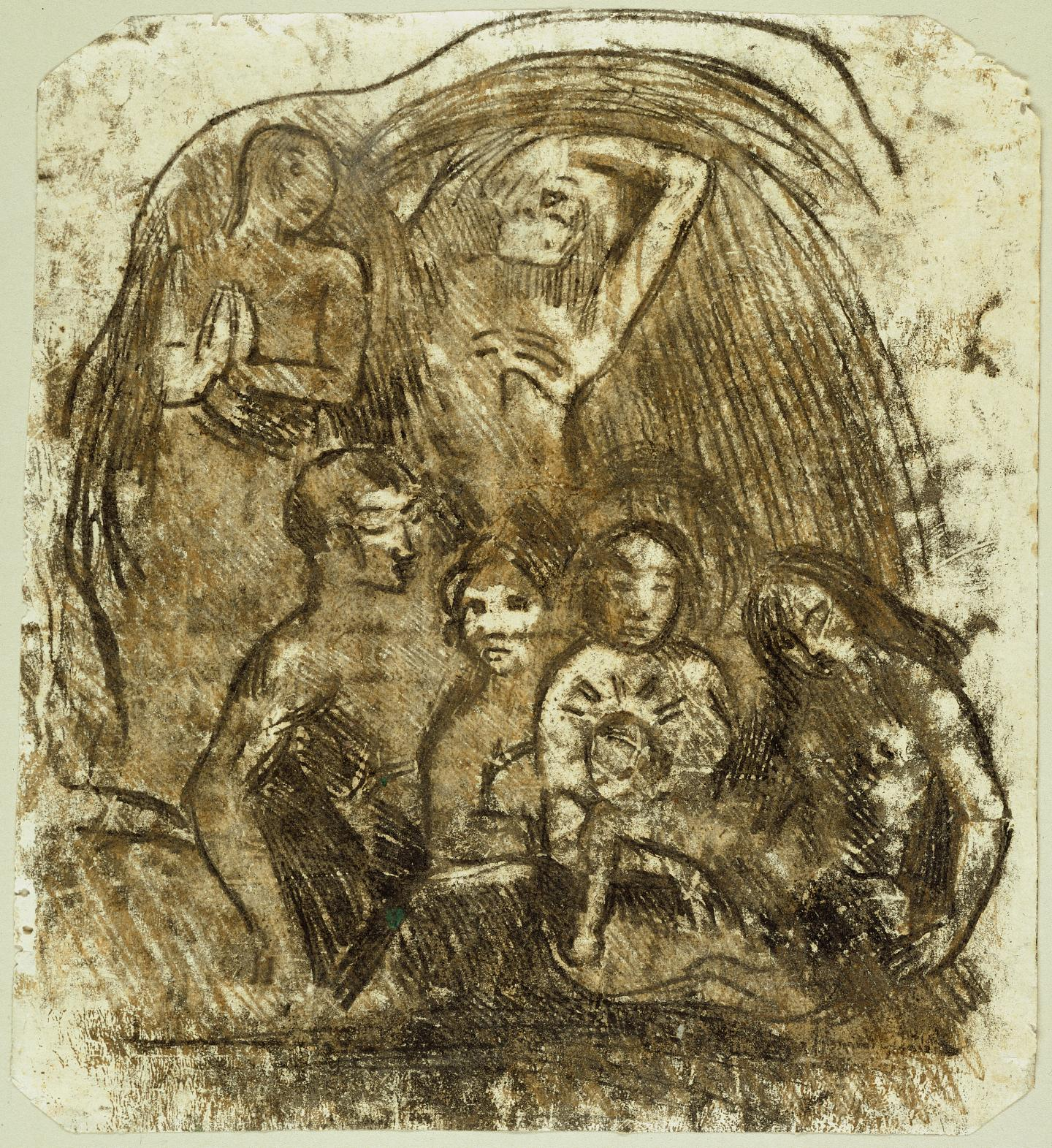 Gauguin As Experimental Printmaker Analyzed