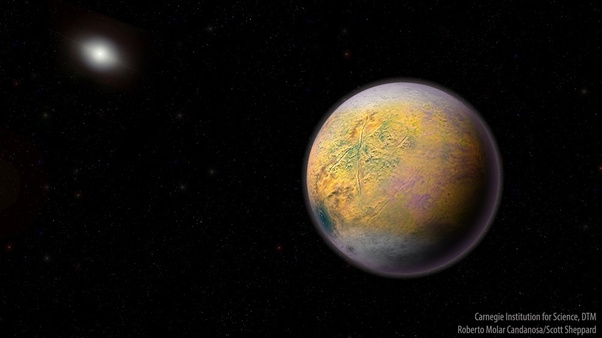 Does 'The Goblin' Make Neptune Sized Planet 9 More Likely? ... And Are Mars Or Earth Sized 'Goblin's Possible?
