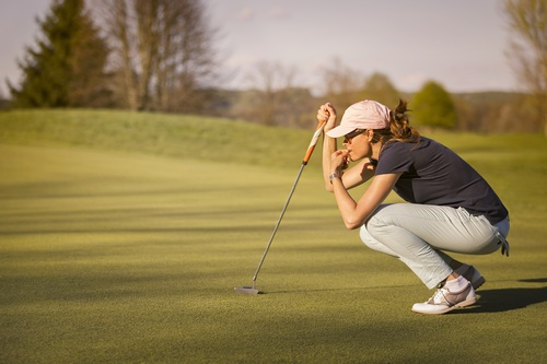 Weekend Science: How Successful Golfers Stay Focused