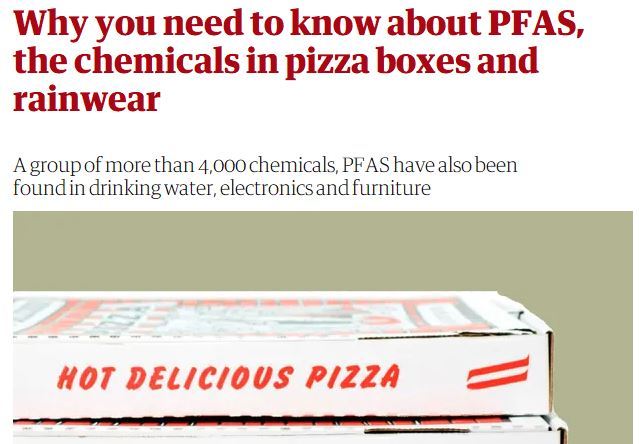 It's The Calories In Pizza That Will Make You Fat, Not The Box: Congress Wants To Ban The Box