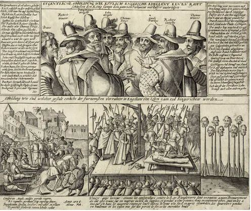 November 5th, Guy Fawkes And The Gunpowder Plot: Torture And Persecution In Fact And Fiction