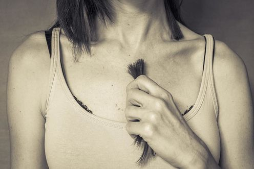 This Valentine's Day, Take Another Little Piece Of My Heart - Or Hair