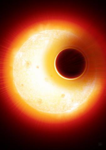 HAT-P-11b: An Exoplanet Inflated Like A Helium Balloon