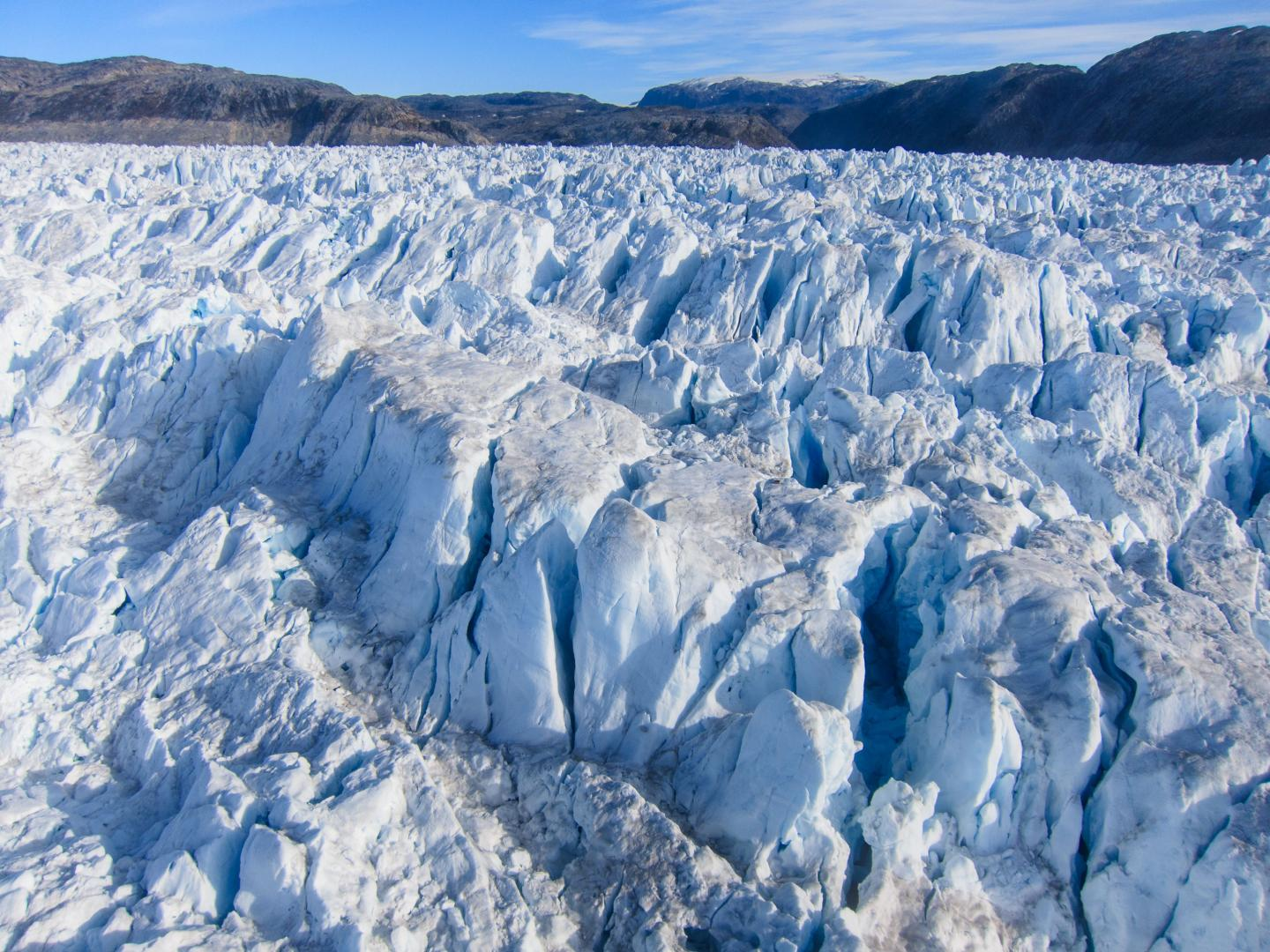 Glacial Quakes As Indicators Of Glacier Disruption
