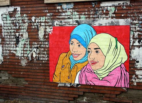 Muslim Feminists Reclaim The Hijab To Fight The Patriarchy