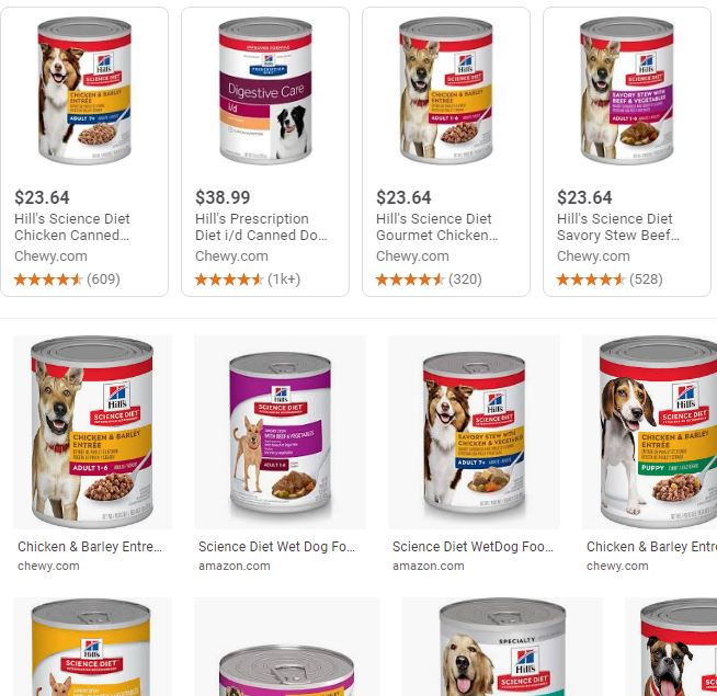Hill's Science Diet Expands Recall Of Canned Dog Food Due