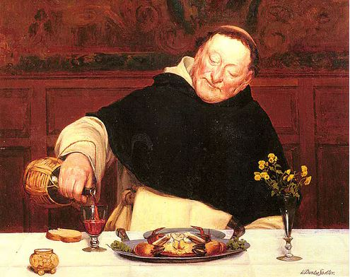 Holiday Drinking: What The Saints Believed