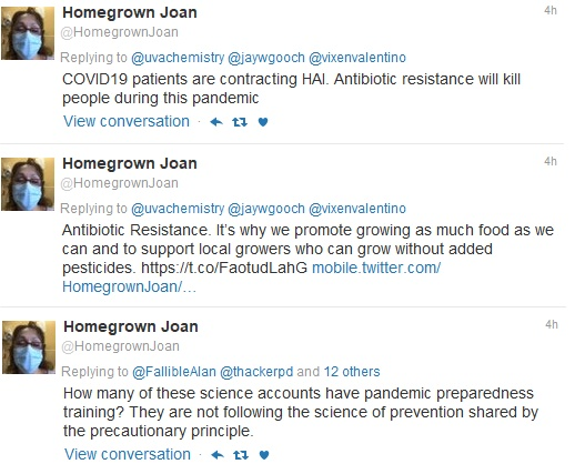 Organic Food Activists Are Using Coronavirus To Claim Regular Farmers Are Making People More Susceptible To Disease