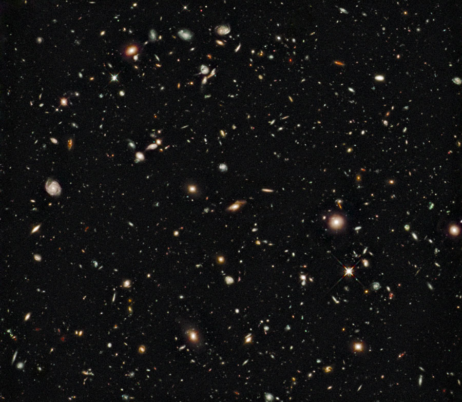Our Deepest View Of The Universe Just Got Deeper!