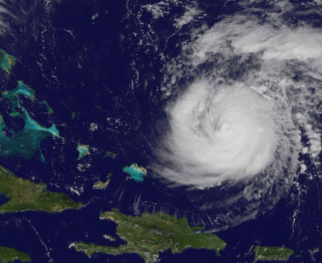 Gonzalo: First Major Atlantic Hurricane In 3 Years