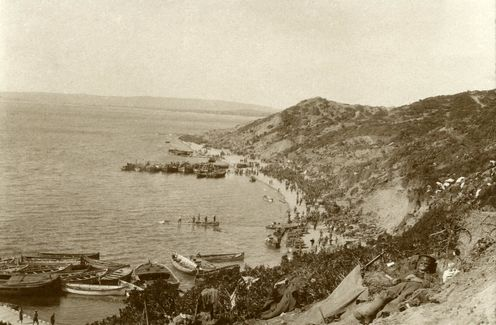 Gallipoli 100 Years Ago Was The Final Chapter Of 3000 Years Of Trojan Wars