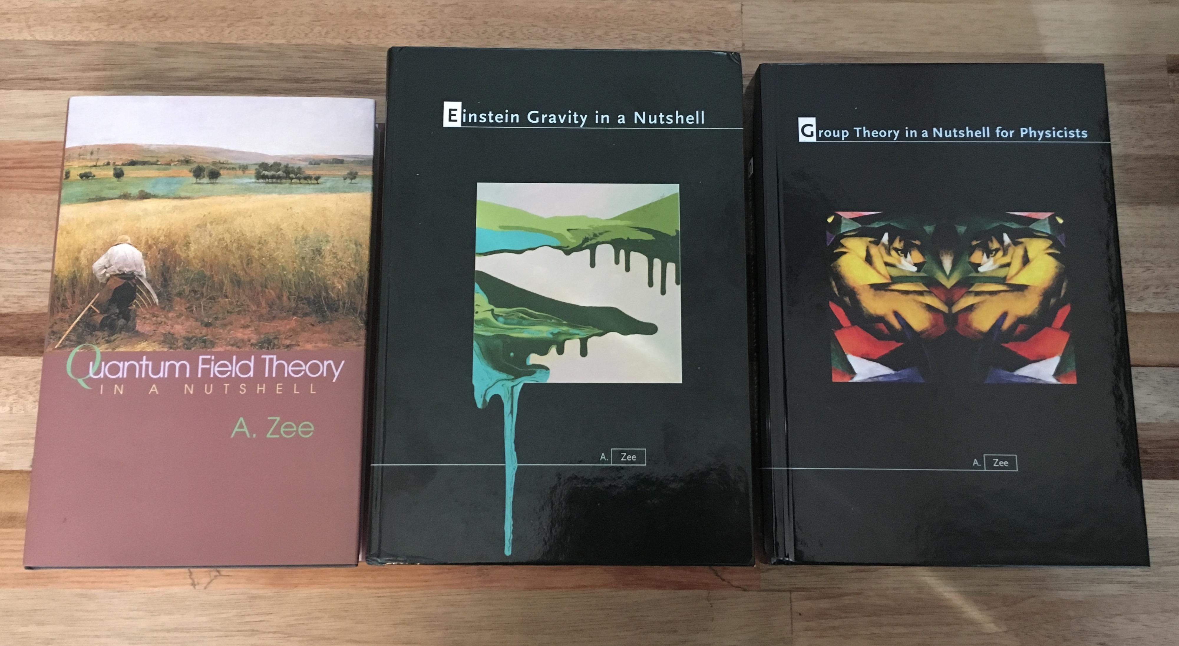 Zee's Nutshell Trilogy