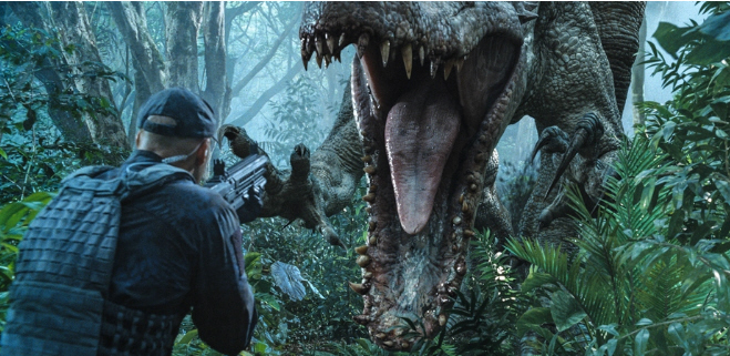 Jurassic World: Pre-1980s Understanding Of Dinosaurs For An Audience Of 2015