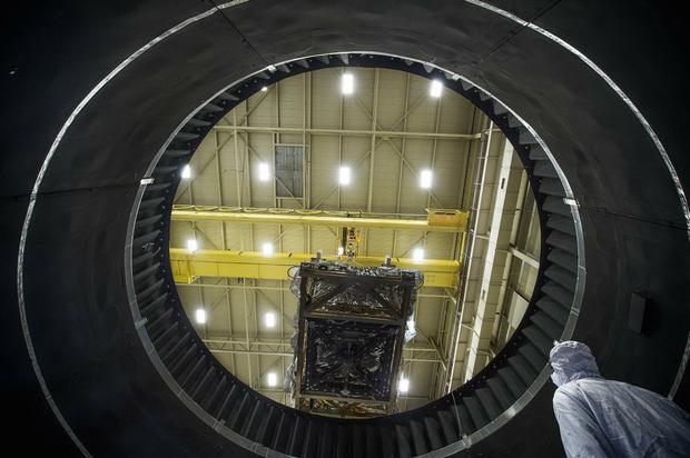 Integrated Science Instrument Module: Webb Telescope's Heart Survives Deep Freeze Test
