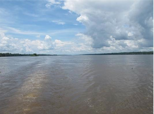 Greenhouse Gas Emissions From African Rivers