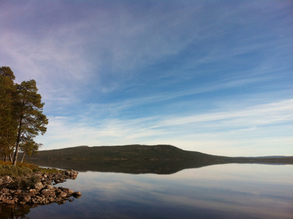 Lake Istern, Norway - Citizen science