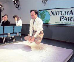 Friends Of The Earth Presents Yogic Flying Instructor John Fagan In 'How To Do Science'